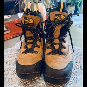The North Face Gortex Hiking Boots